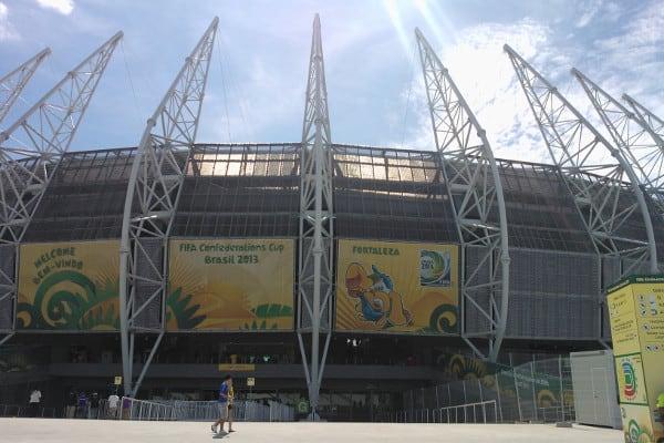 Arena Castelão - Fortaleza - Ceara - UmTour