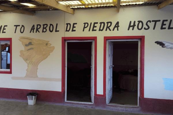 Hostel Arbol de Piedra