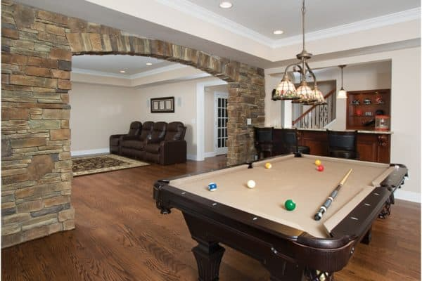 pool-table,bar,couch