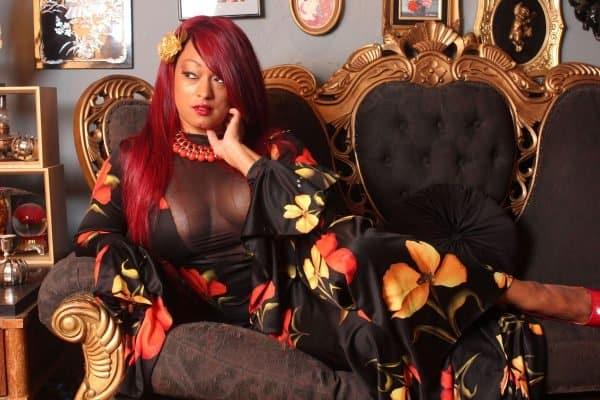 2016 Sparkly Devil Memorial Scholarship recipient, Egypt Blaque Knyle