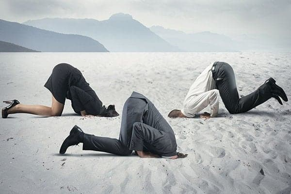 Do not bury your head in the sand over IR35 private sector