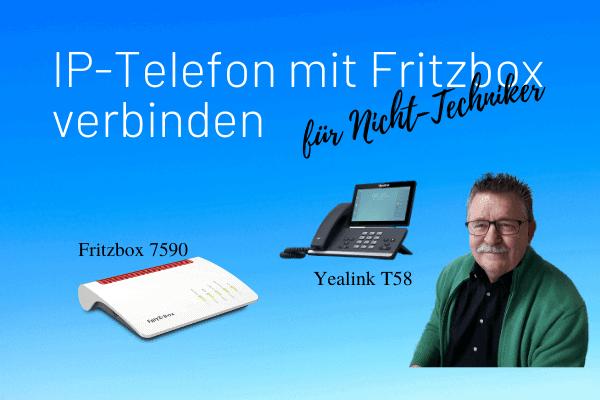 IP-Telefon an Fritzbox