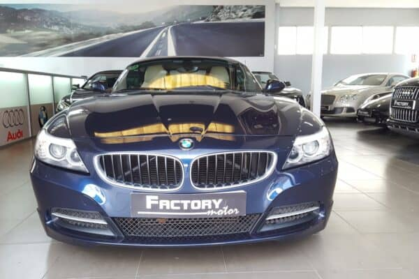 Frontal BMW Z4 sDrive20i