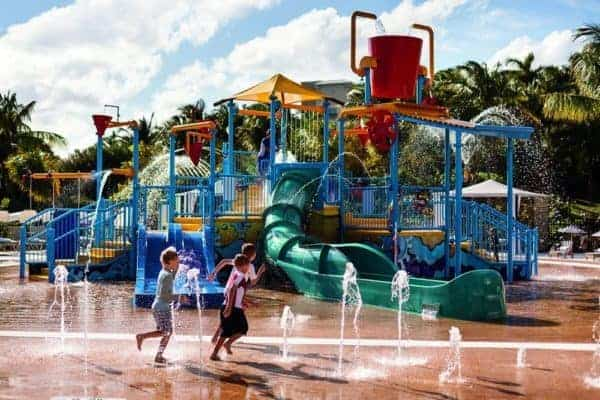The ritz carlton offers kid fun and good value in summer.