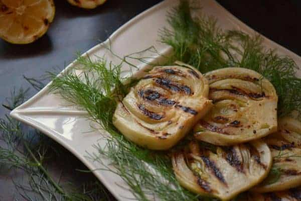 Grilled fennel is a unique side that adds italian flavor to your barbecue