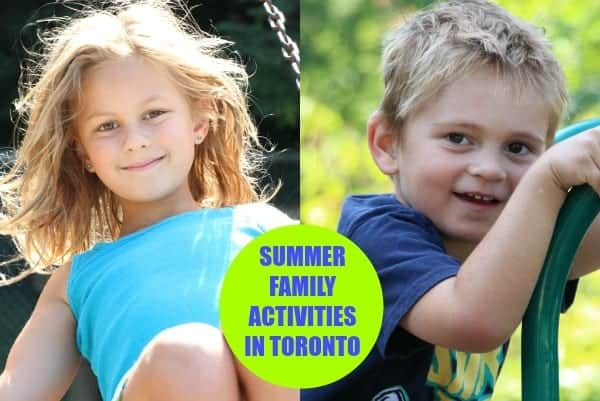 family activities in toronto, toronto fun, toronto fun for kids