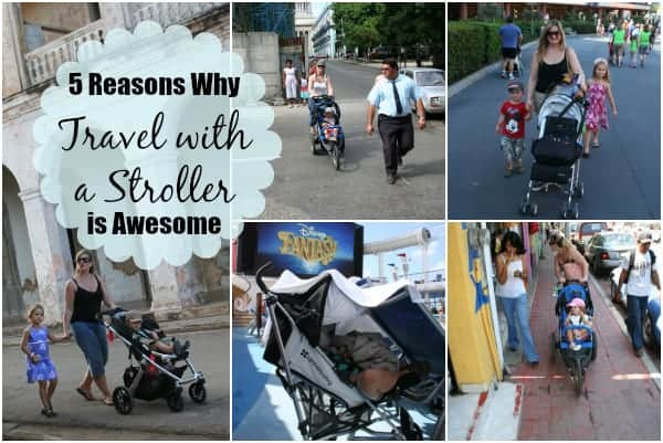 Travel With A Stroller