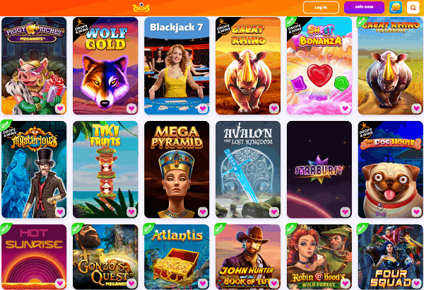 7Signs Casino Online Review