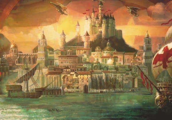 Forgotten Realms - Waterdeep