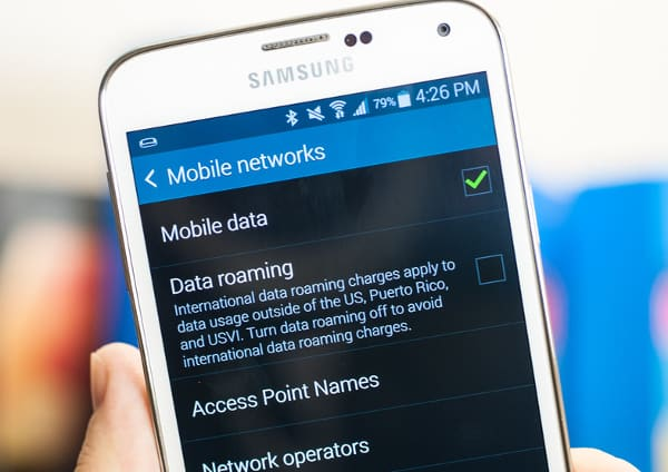 Samsung Galaxy S5 Won't Connect To 4G Network Issue & Other