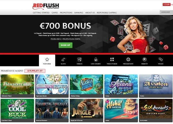 Online Slots and Table Games by Microgaming