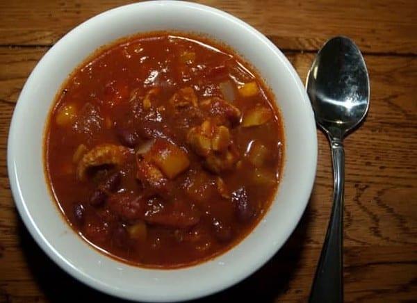 Amazing Chicken Chili Recipe - Slow Cooker, Instapot, Stovetop, Printable Recipe Card