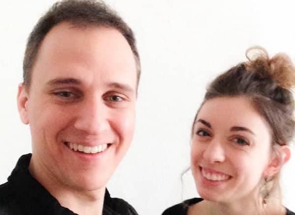 Cinq réponses et une recette d'Eline et Kévin du site Patate & Cornichon !