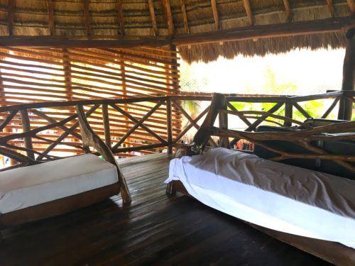Mayan Healing arts spa has a relaxing vibe