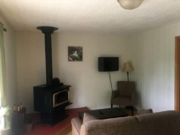 Viamede Resort Cottage Living Room