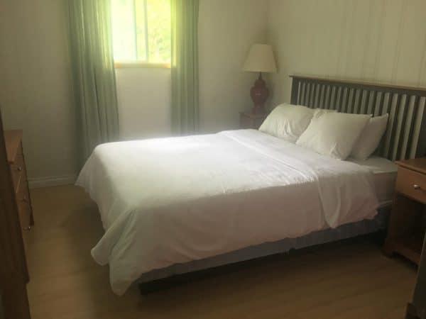 Viamede Cottage Master Bedroom