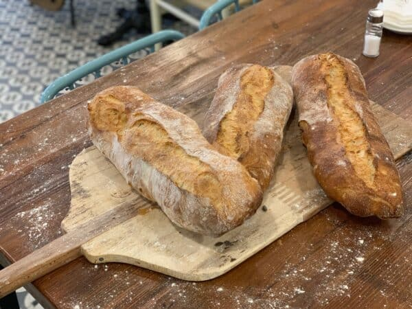 Chapatas Miga Bakery