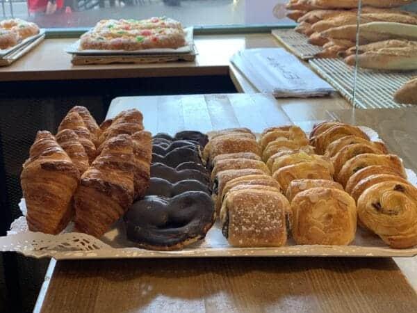 Bandeja de MiniBolleria Miga Bakery