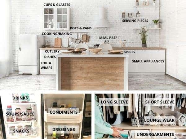The Best Way to Organize Your Home: Use Zones