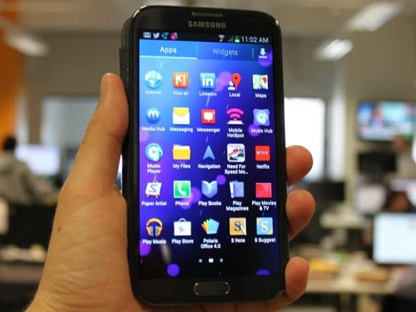 Samsung Galaxy Note 2 Fix For App Crashes, Freezing