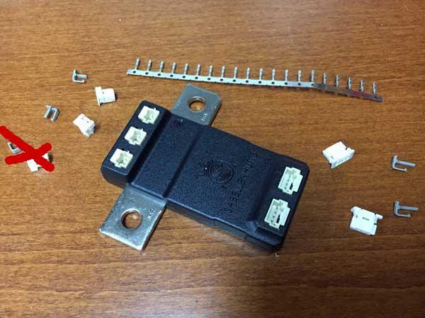 IVT S gen2 connector kit 1 less