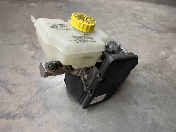 alternate brake fluid reservoir on ibooster 1
