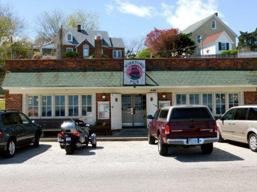 Yorktown pub is kid-friendly despite it's appearance