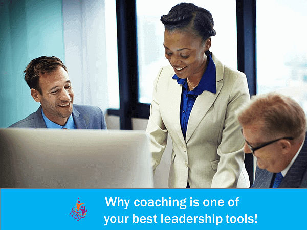cover image for coaching as one of your best leadership tools