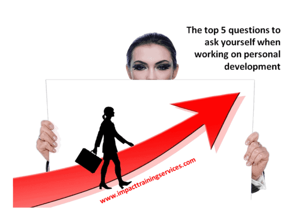 cover image for top 5 questions to ask yourself when working on personal development