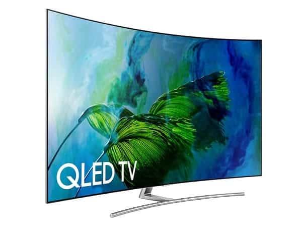 Samsung QLED TV Q8C