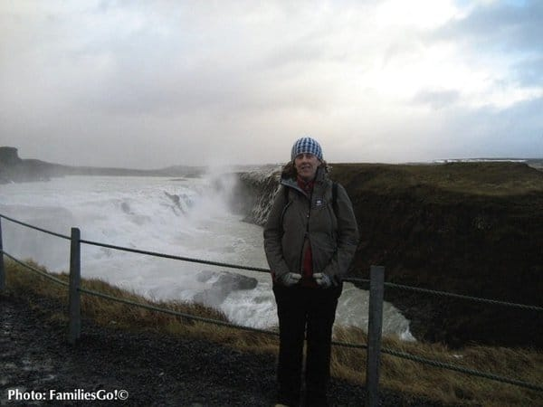 My 66 north jacket kept me warm and dry in iceland