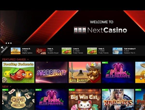 Next Online Casino Review