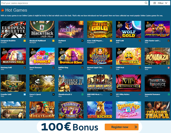 Welcome to Betworld Casino & Sportsbook!