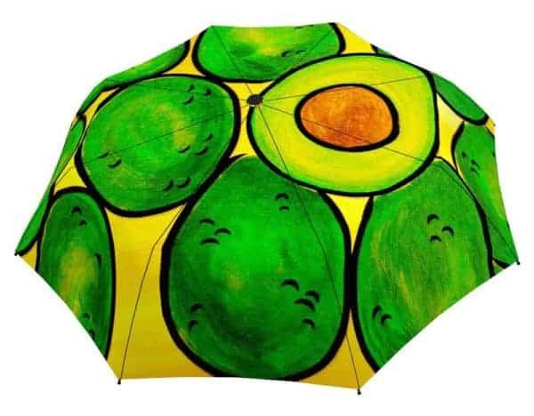 Avocados Umbrella 1