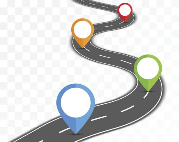 Road to buyer's journey influencer marketing