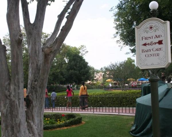 Magic Kingdom, Baby Care Center, Walt Disney World