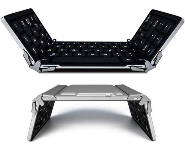 EC Technology foldable keyboard