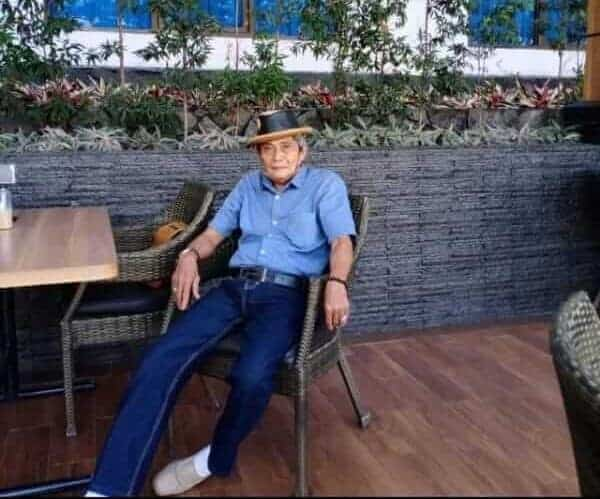 salah seorang pengurus FORMATA, Iwan Torana yang akrab disapa kang Itor