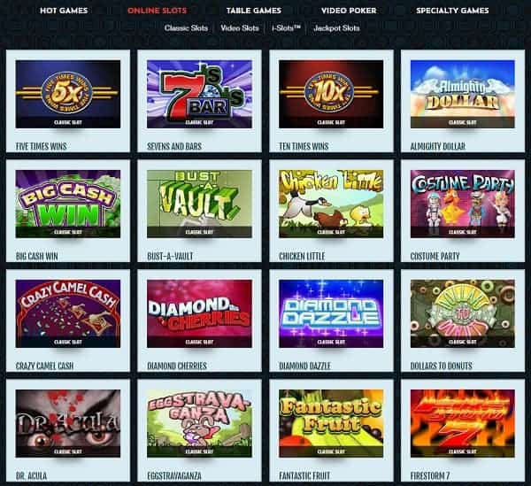 About Paradise 8 Casino Online