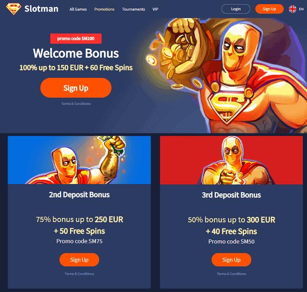 Welcome Bonus for New Depositors