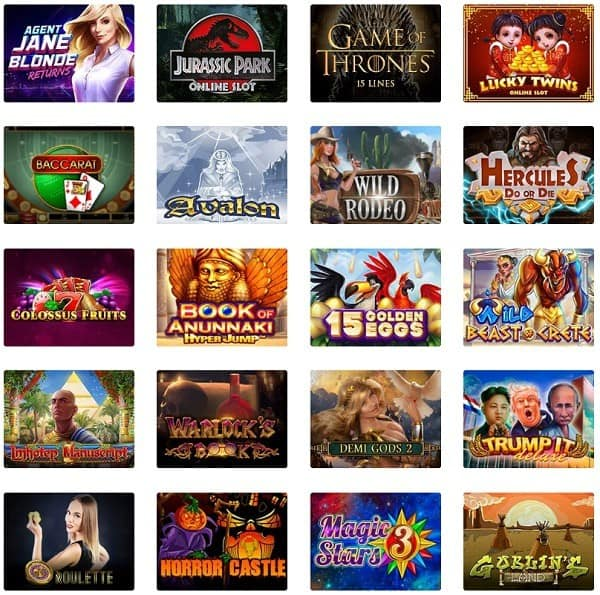 Casino Dingo register and play to win!