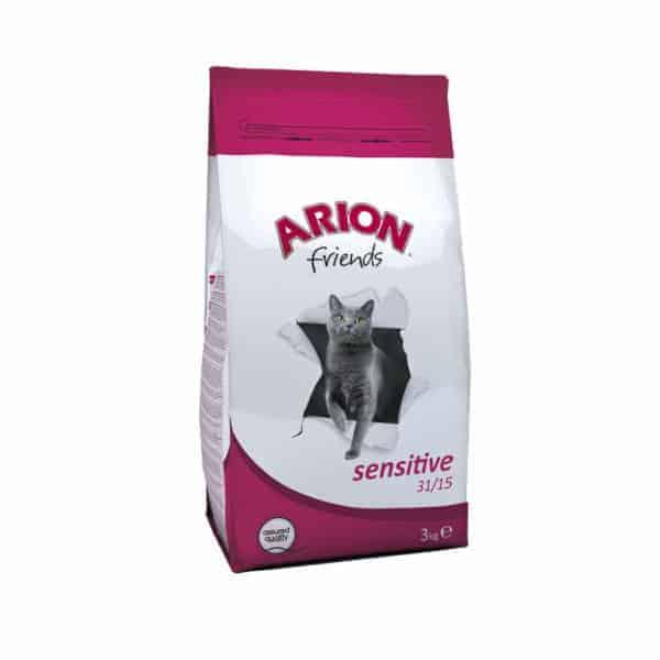 Arion Cat Sensitive Lamb & Rice