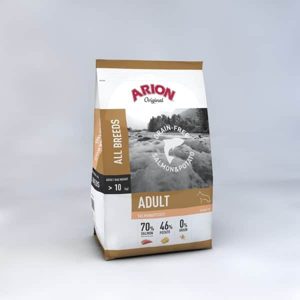 Arion Original Adult Grain Free Salmon & Potato