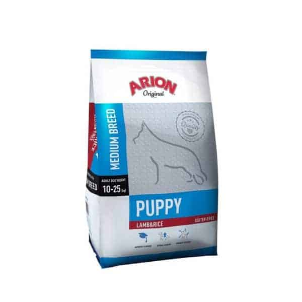 Arion Original Puppy Medium Lamb & Rice