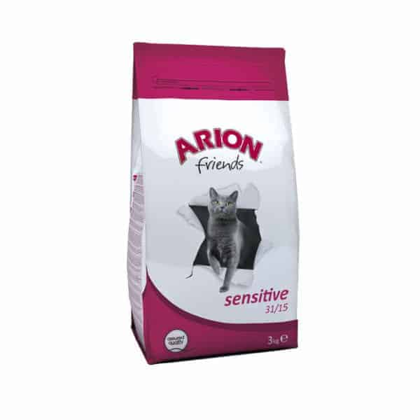 Arion Cat Sensitive Lamb & Rice