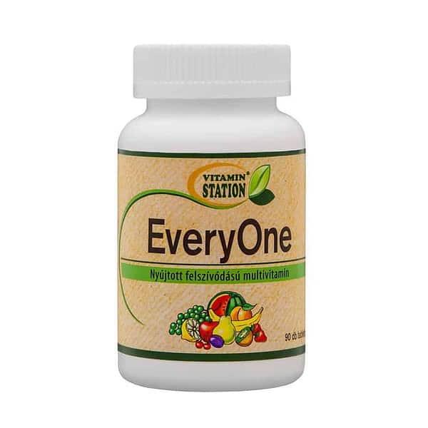 Vitamin Station EveryOne Multivitamin Tabletta
