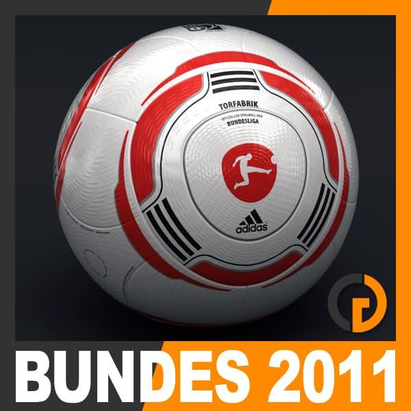 2010 2011 Bundesliga Match Ball