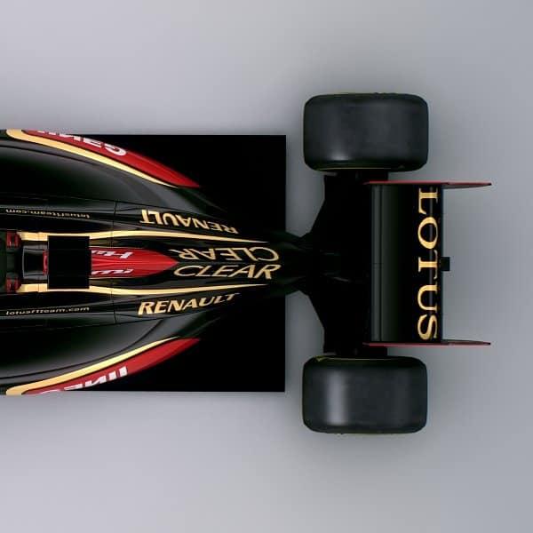 LotusE21 th018 1