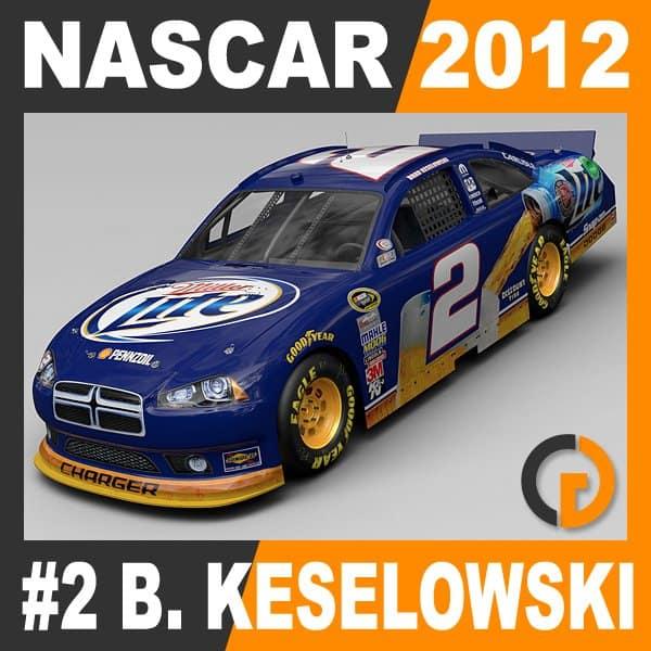 Keselowski th001 1