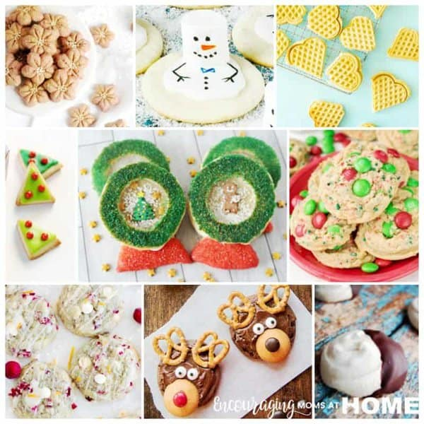 Christmas Cookies Recipes with Pictures, Recipes for Christmas Cookies. Christmas Cookie Recipes for Kids